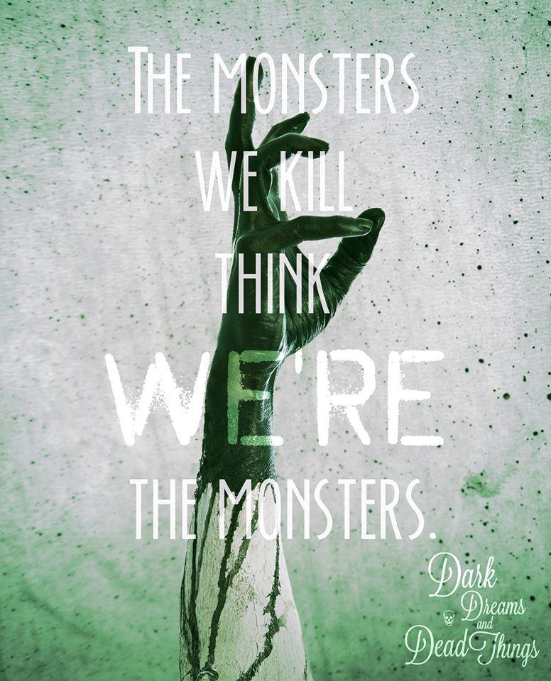 teaser monsters